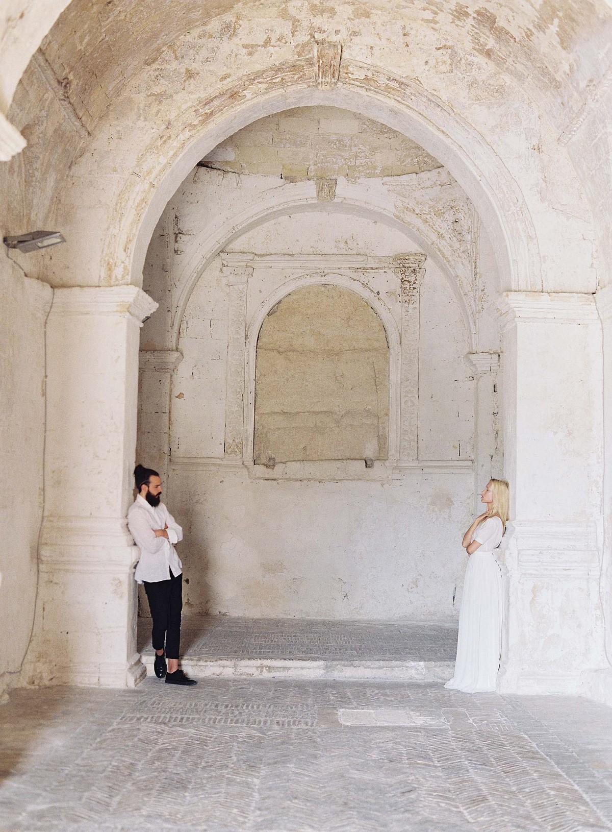 Art inspired old world wedding musings
