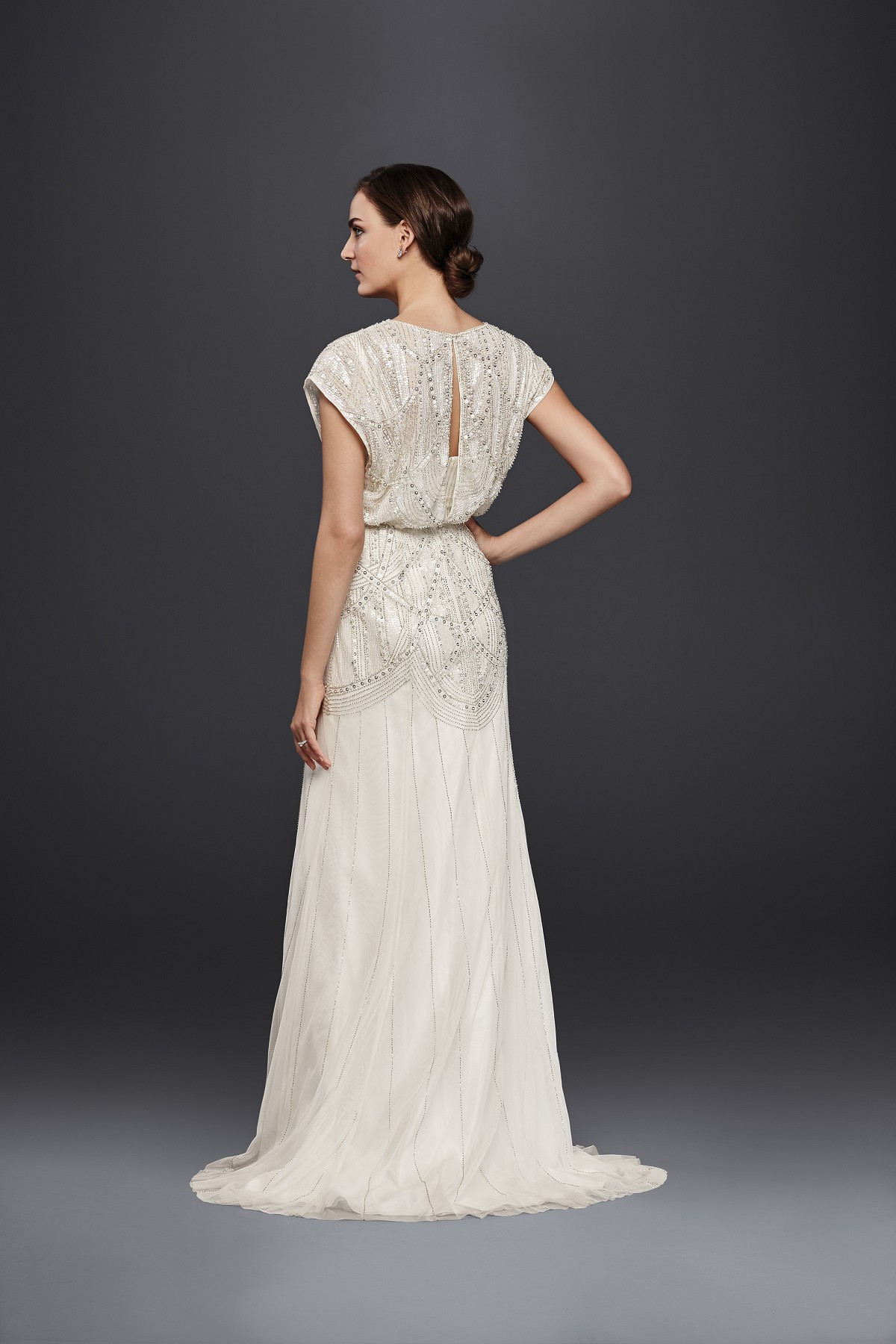 Affordable Wedding dresses at David's Bridal