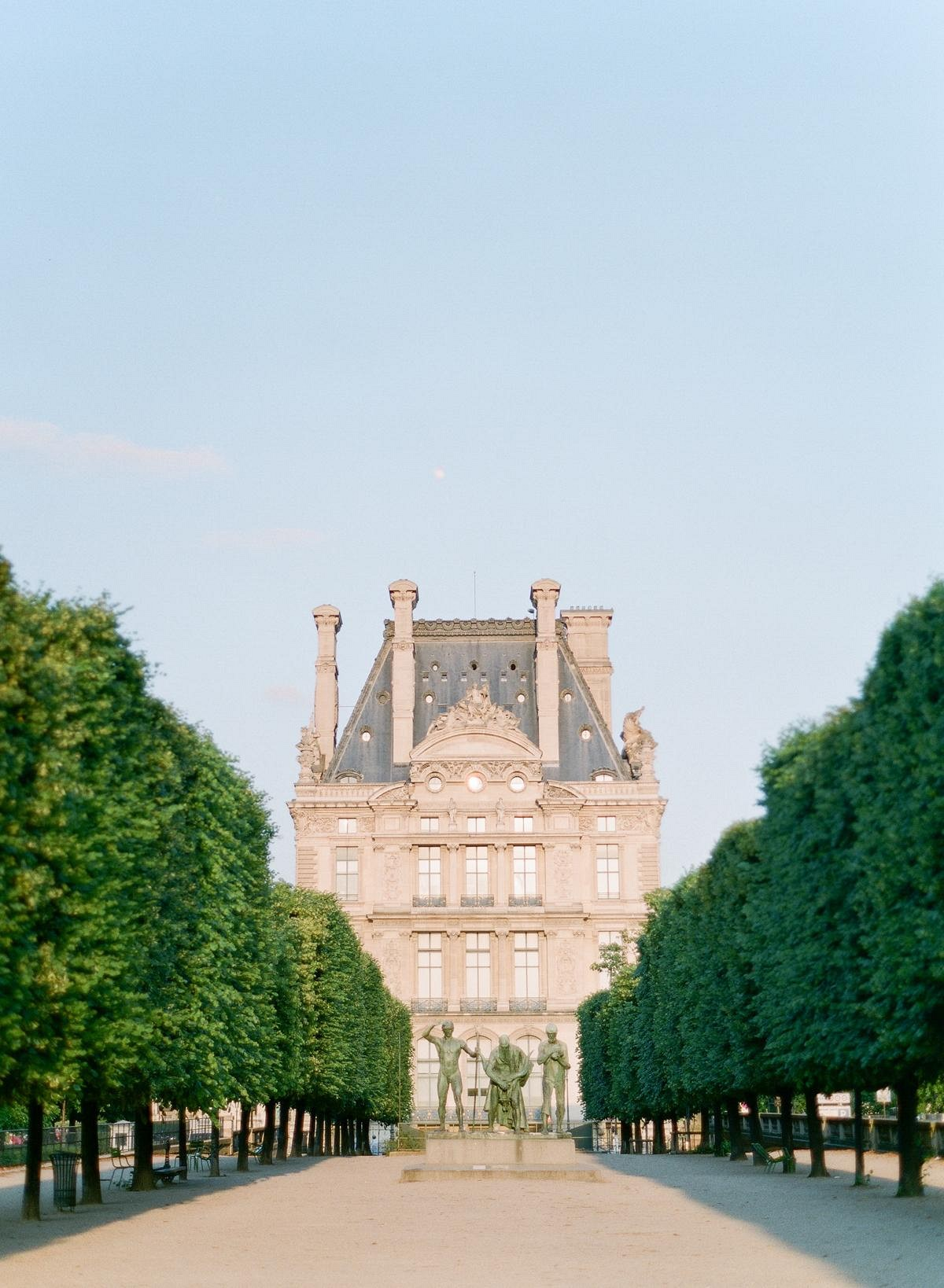 Jardin des Tuileries by Molly Carr