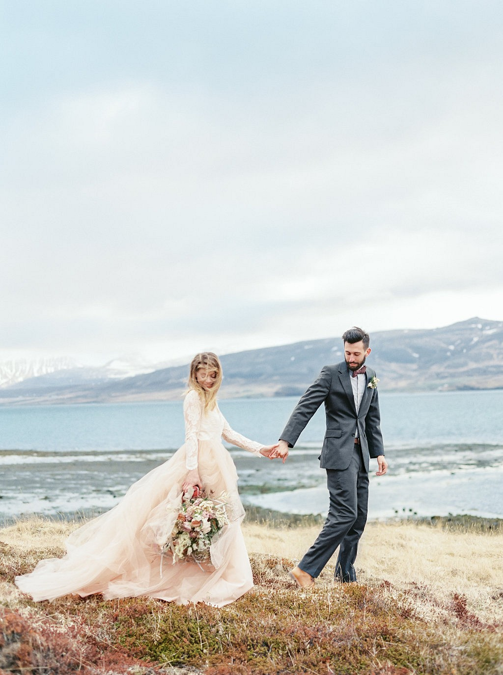 Stunning Organic Icelandic Inspiration