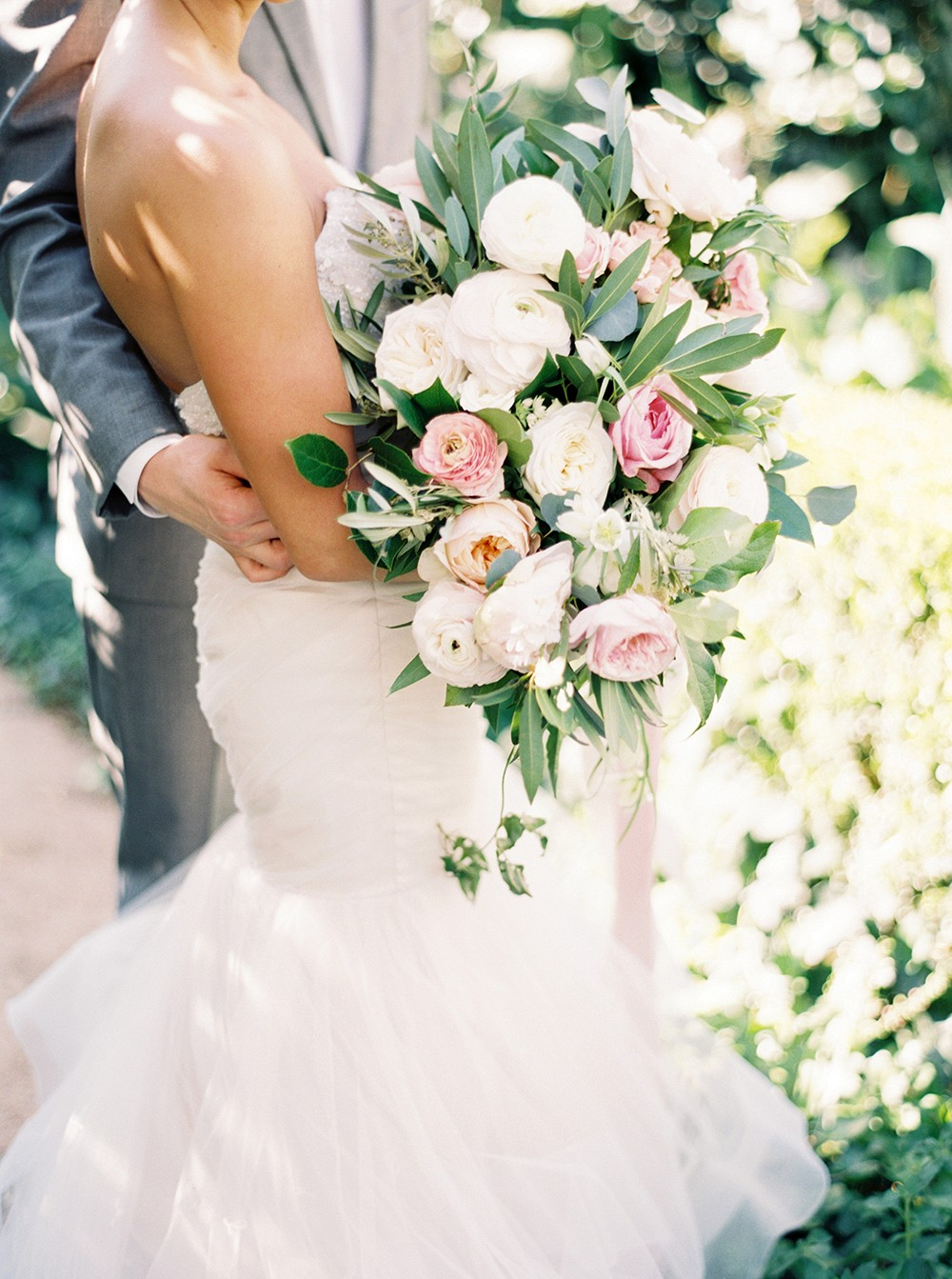 Jessica and JJ's Sophisticated Blush Wedding in Texas
