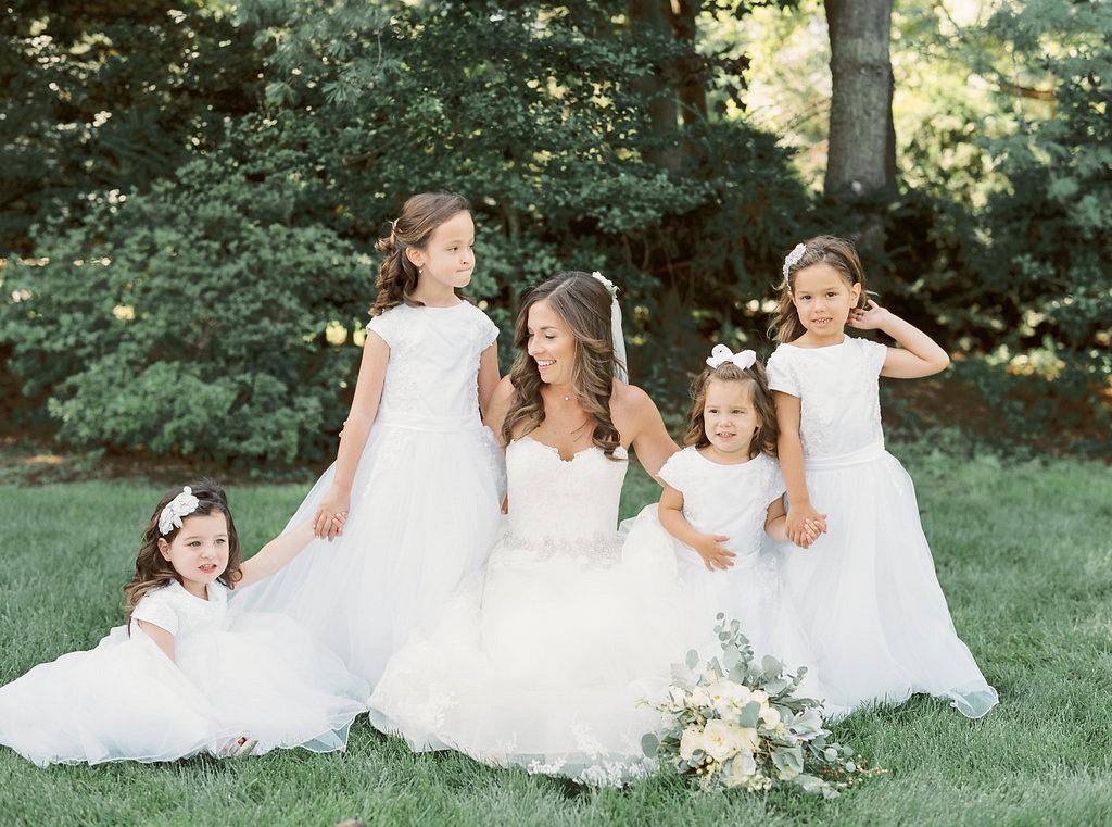 Elegant Park Chateau Wedding with Jewish Ceremony