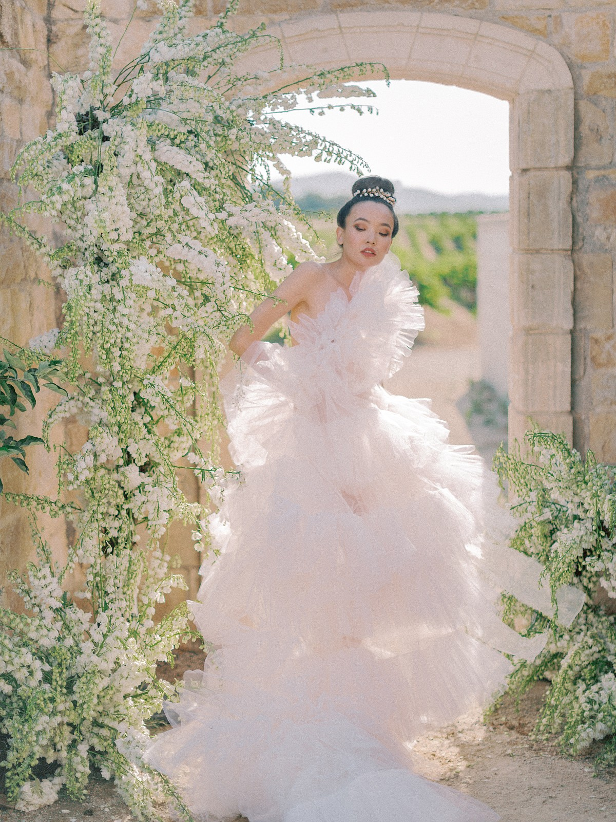 The new Nestina 2022 collection is bridal accessory heaven