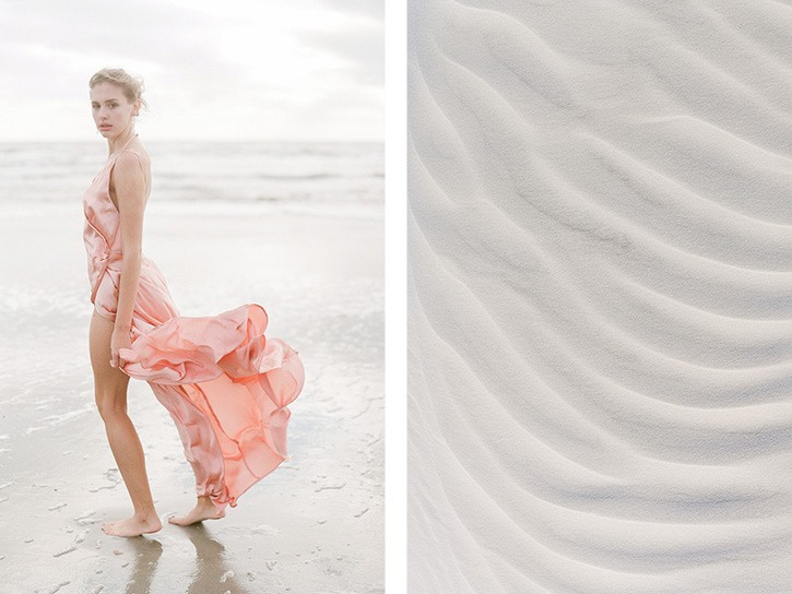 Ethereal Bridals by the Sea from Vero Workshop