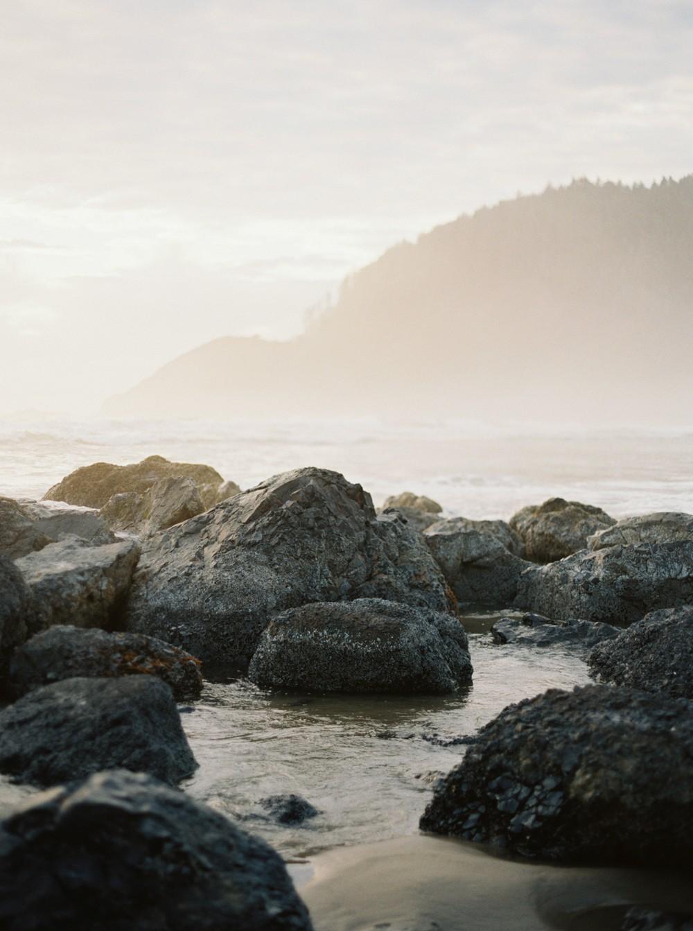 The Beauty of a Gloomy Oregon Coastline