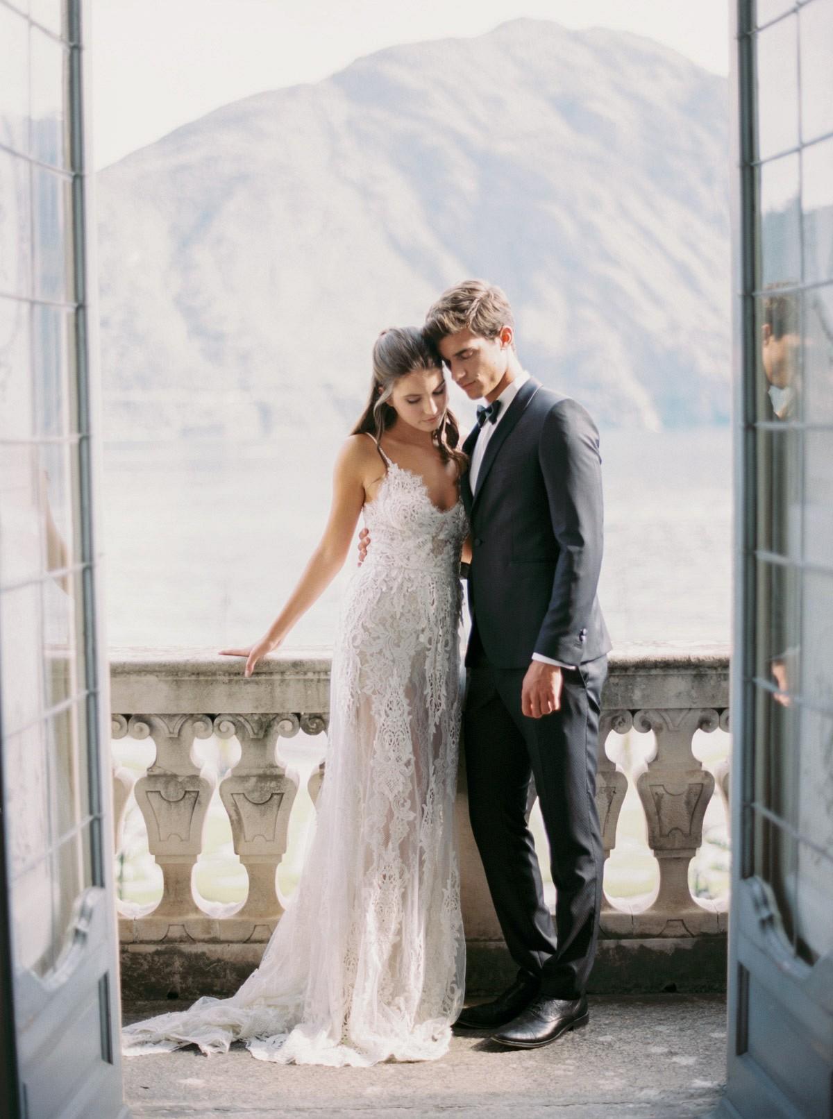 Lake Como Elegant Valentine's Inspiration - Pt II