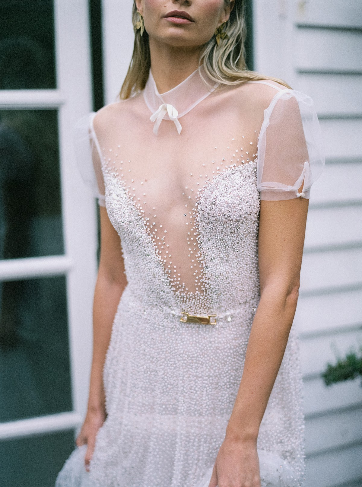 Wedding Fashion for Brides Daring to be Different