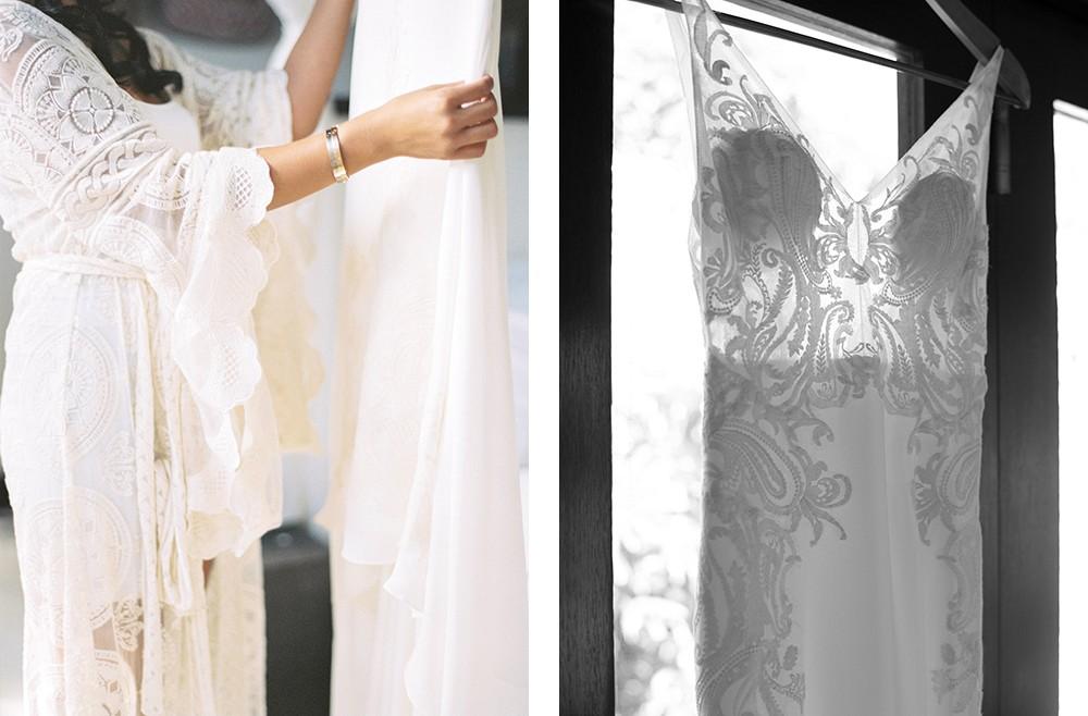 Katie Grant - destination wedding in Bali