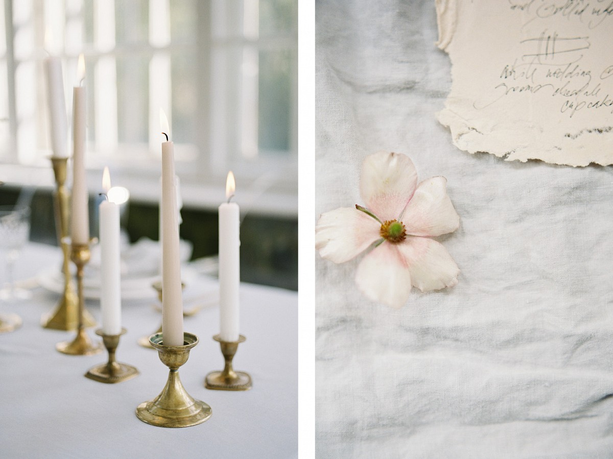 Modern Romance with a Rustic Charm