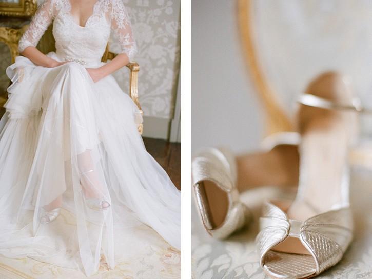 Understated French Elegant Wedding Inspiration