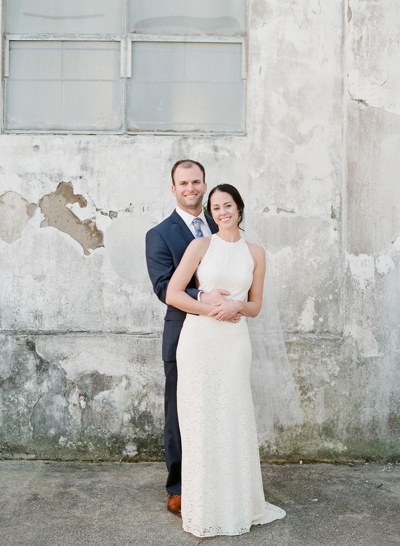 Urban City Fine Art Wedding in New Orleans