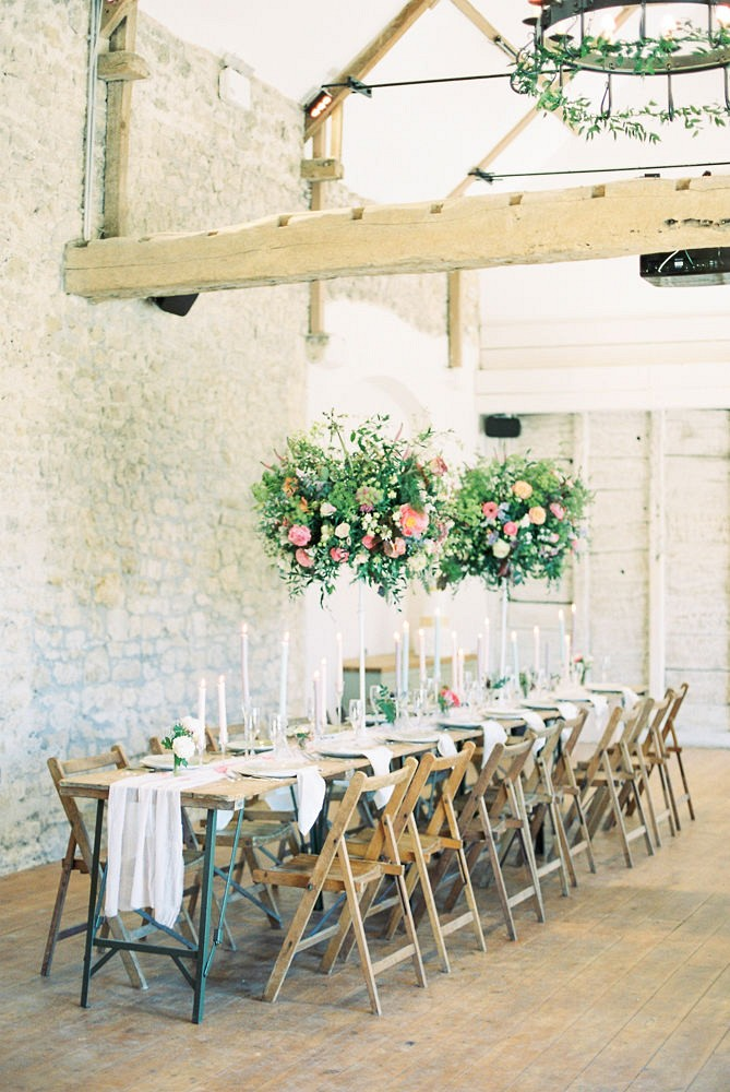 Quaint English Summertime Wedding Ideas