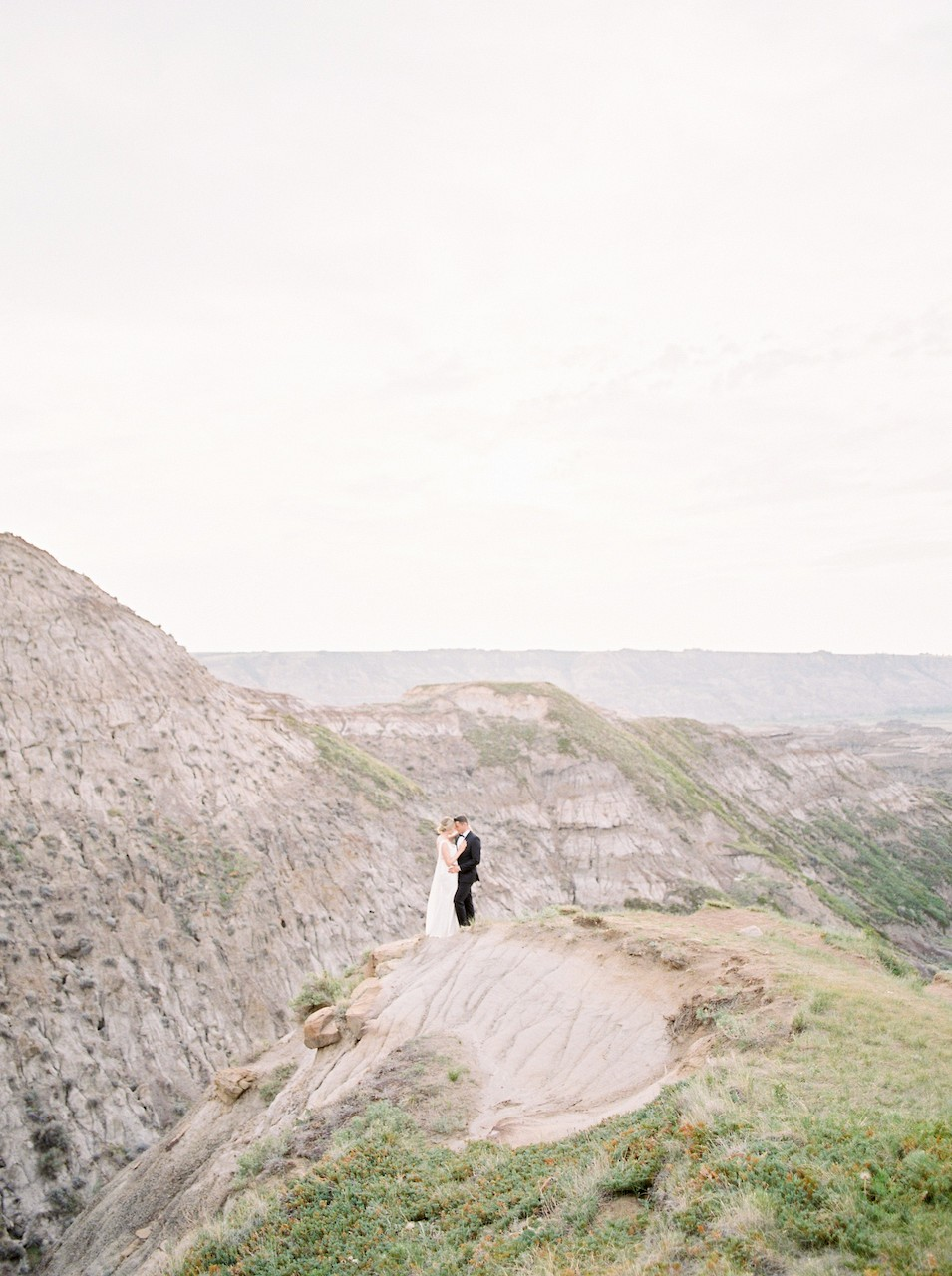 Ethereal Wedding Style in the Desert
