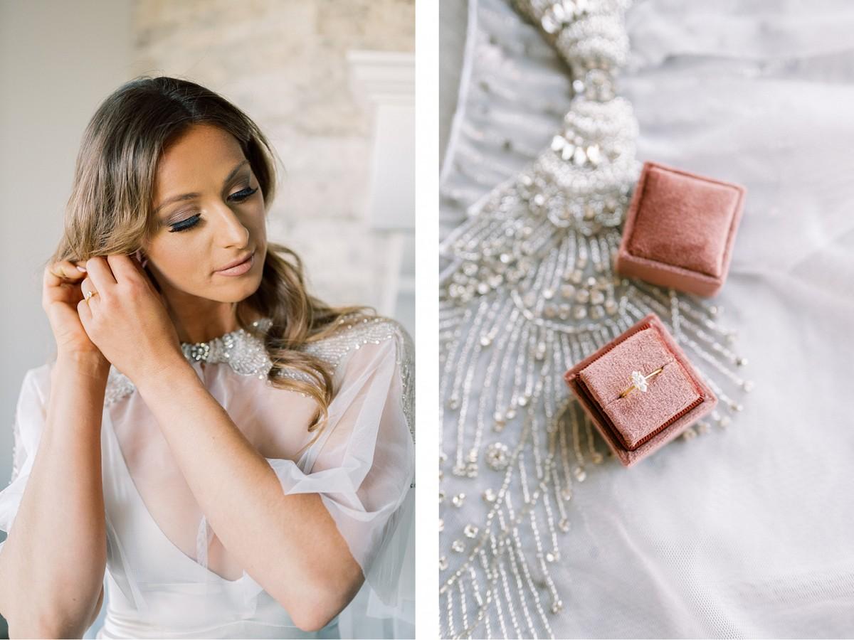 Boho Modern Wedding Inspiration at ESTATE AT VIA LAS PALMAS