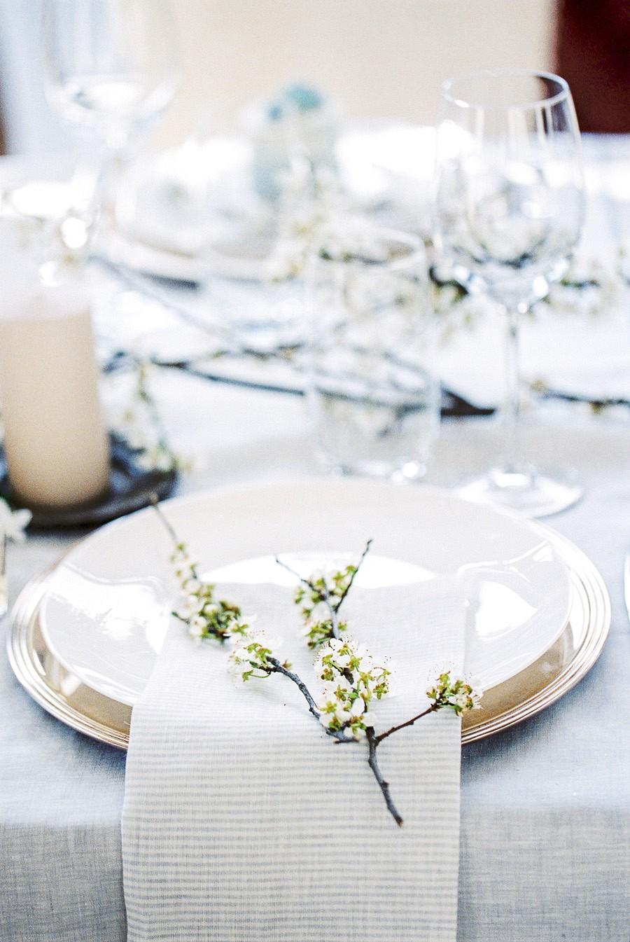 Elegant Simple Wedding Ideas in Milan