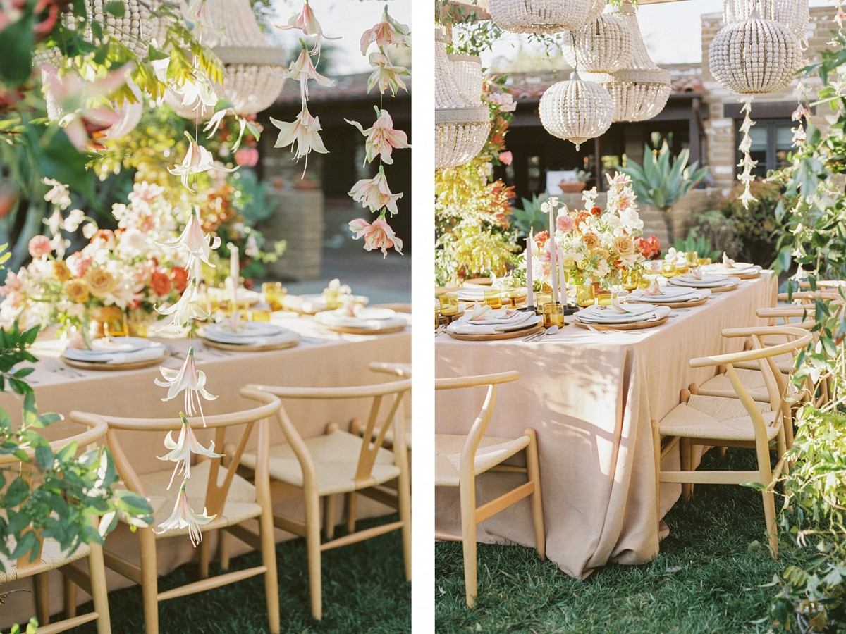 exotic bohemian wedding style by Lianna Marie