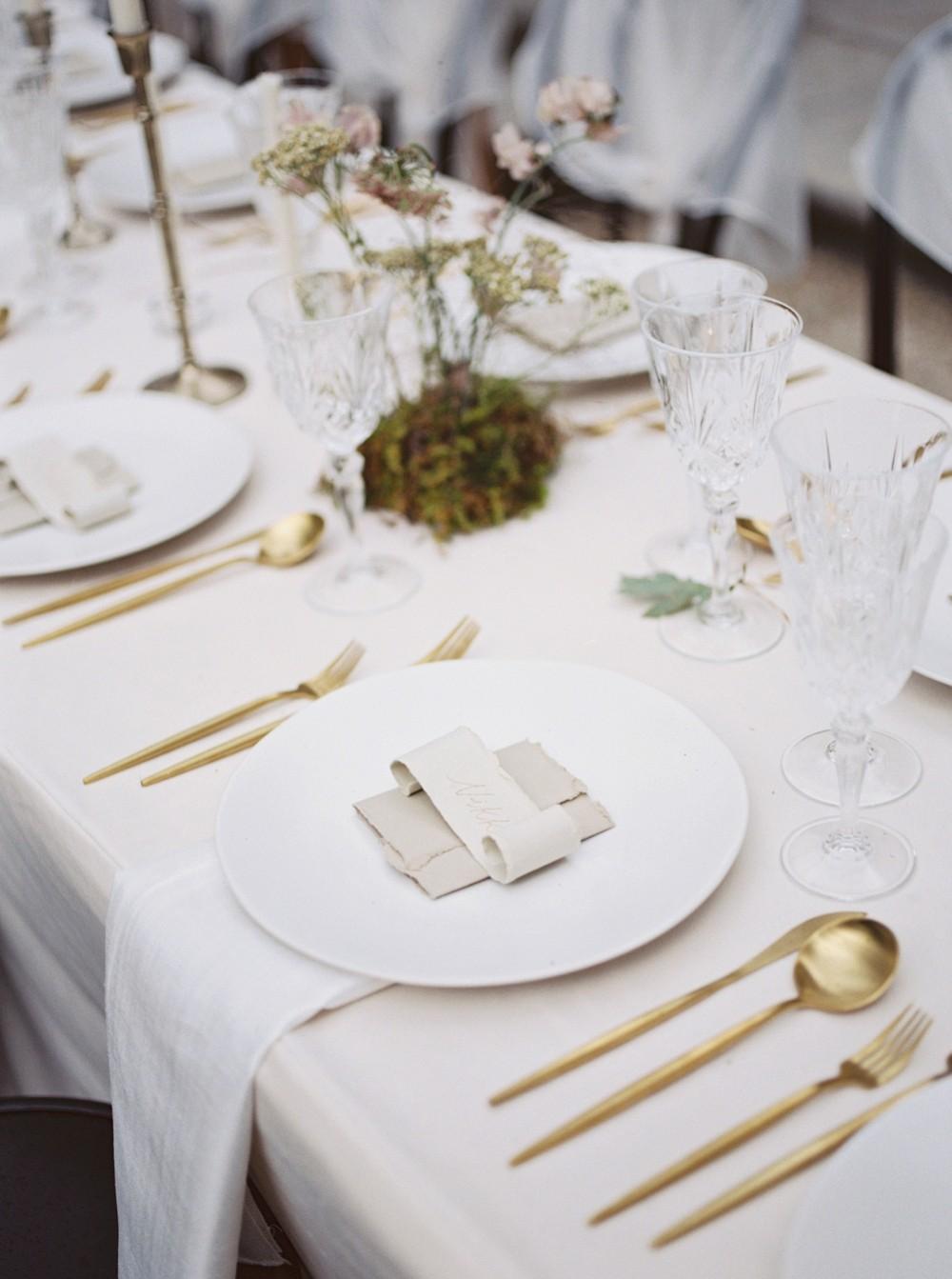 Elegant Swan House Wedding Inspiration