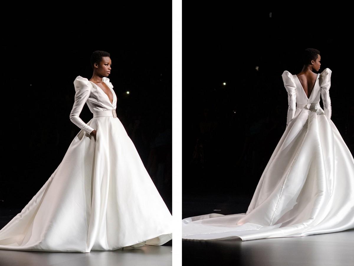 Yolan Cris wedding dress 2019 2020