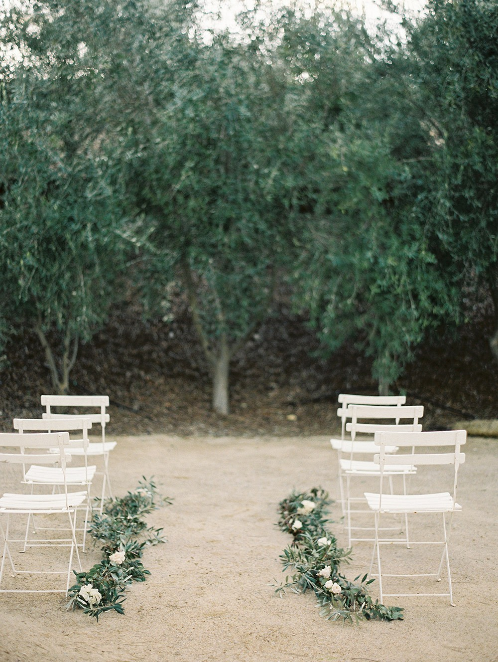 Wildly Romantic Provencal Wedding in blush tones