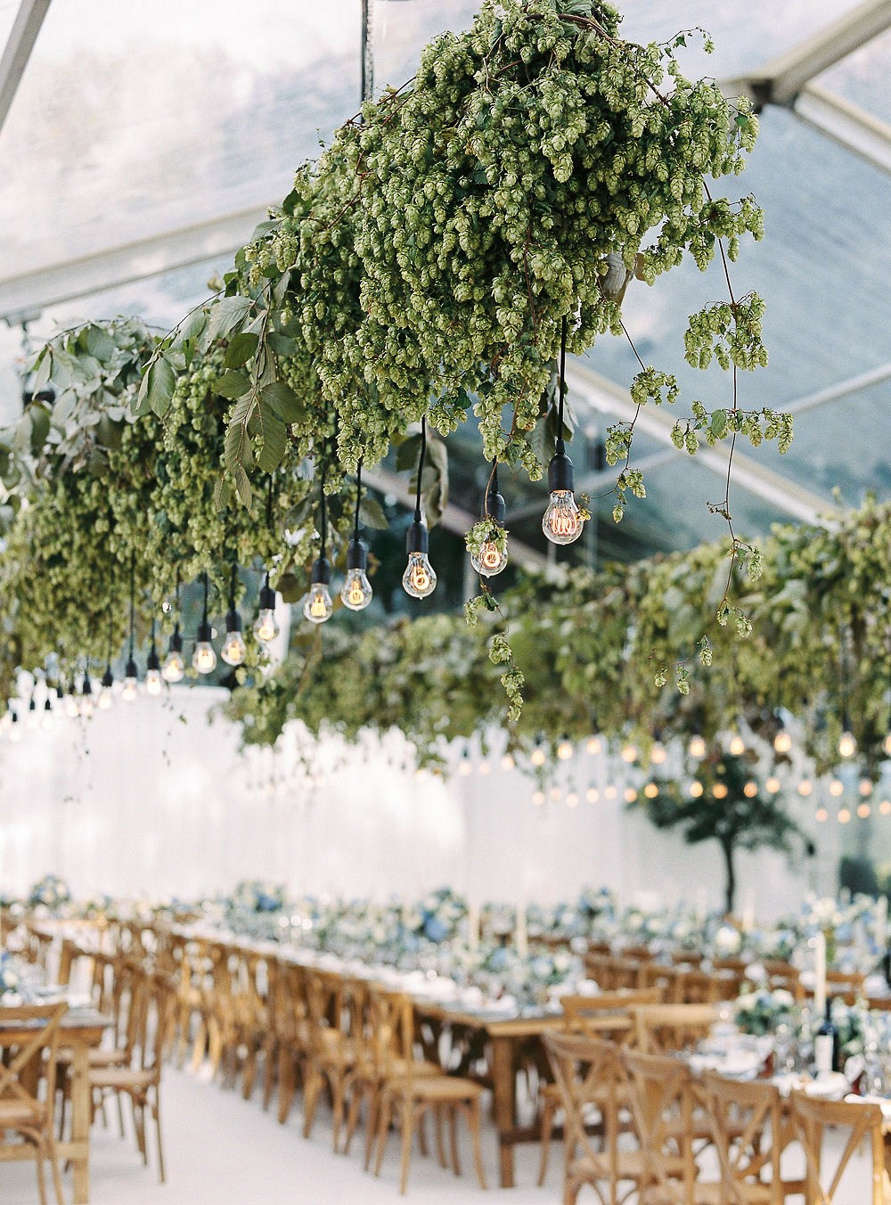 WEDDINGS IN A TENT MARQUEE
