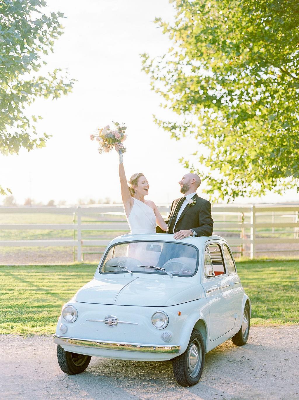 Bringing Italy to Idaho with a Cute Fiat 500!
