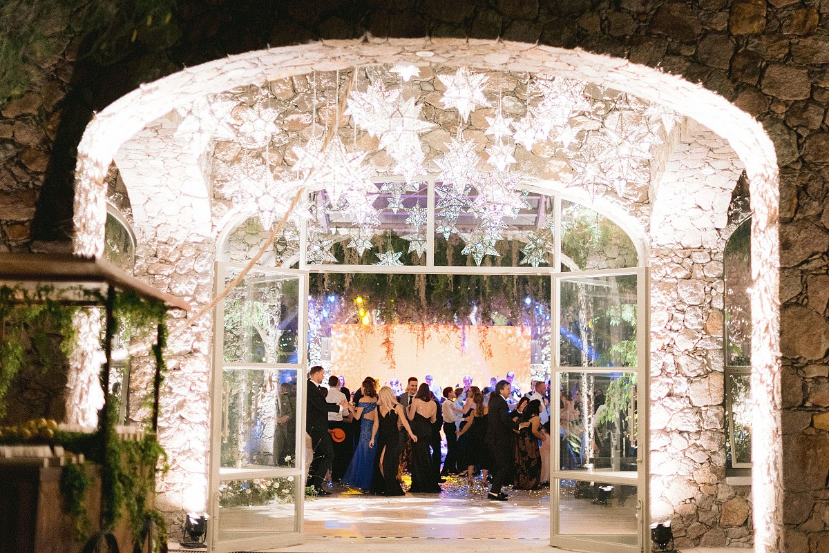 Vibrant Mexican wedding at bride's family ranch