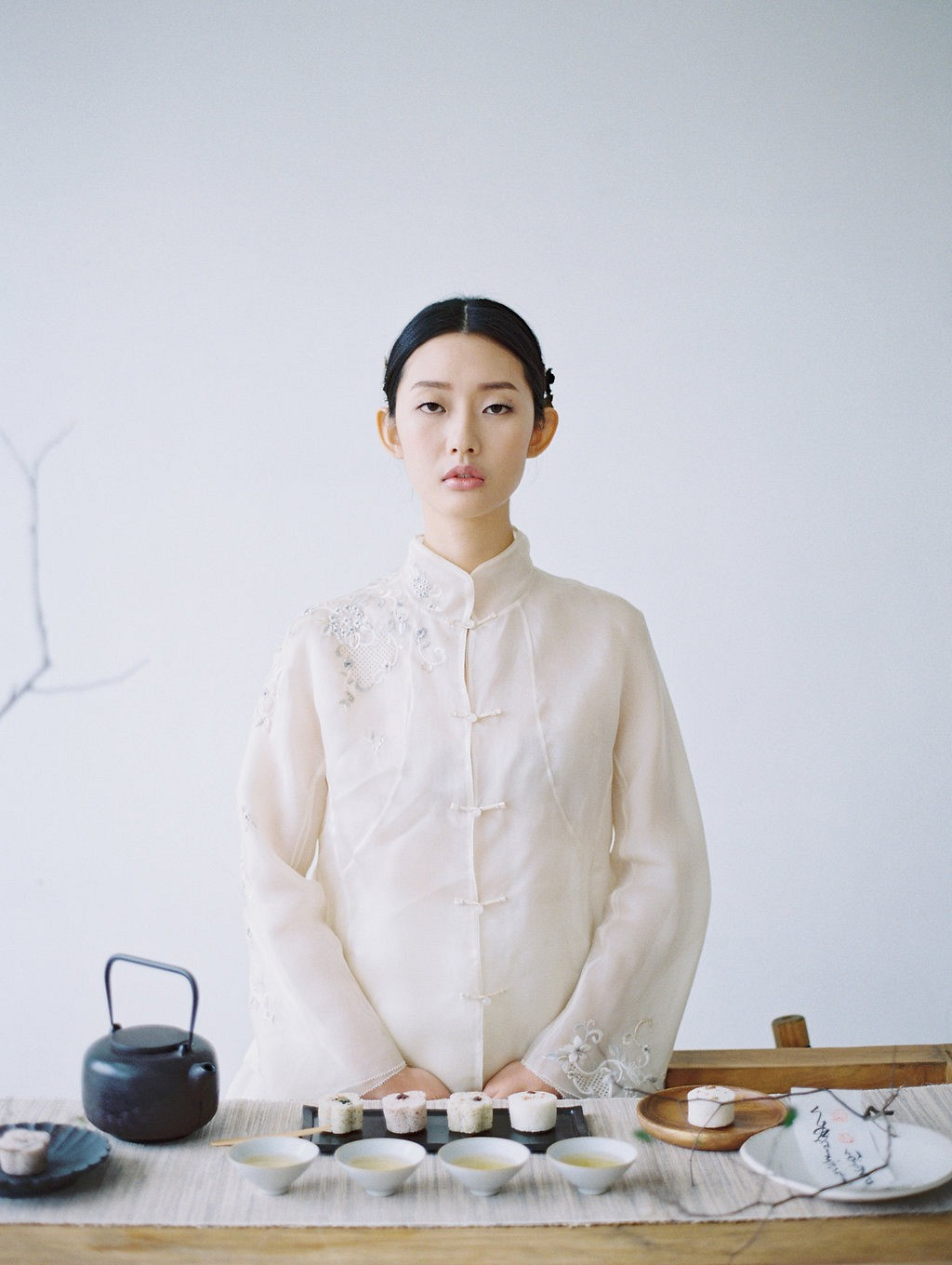 'Play on Heritage' Lookbook by Maggie Wu