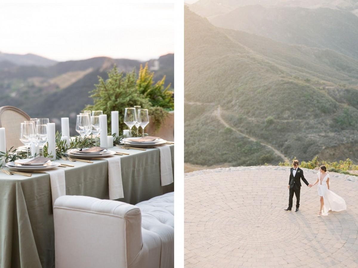 Malibu Rocky Oaks by Troy Meikle
