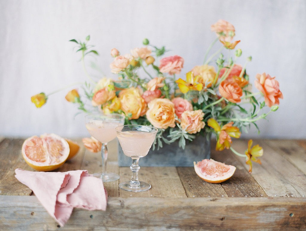Summer Cocktails for your Signature Wedding Drink