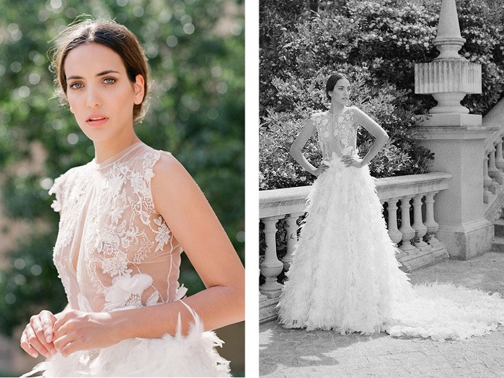 Marco y Maria Wedding Dresses 2019