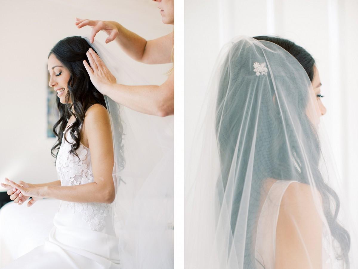 Stunning Jewish wedding in the Catskills, NYC with Bridesmaids in Black