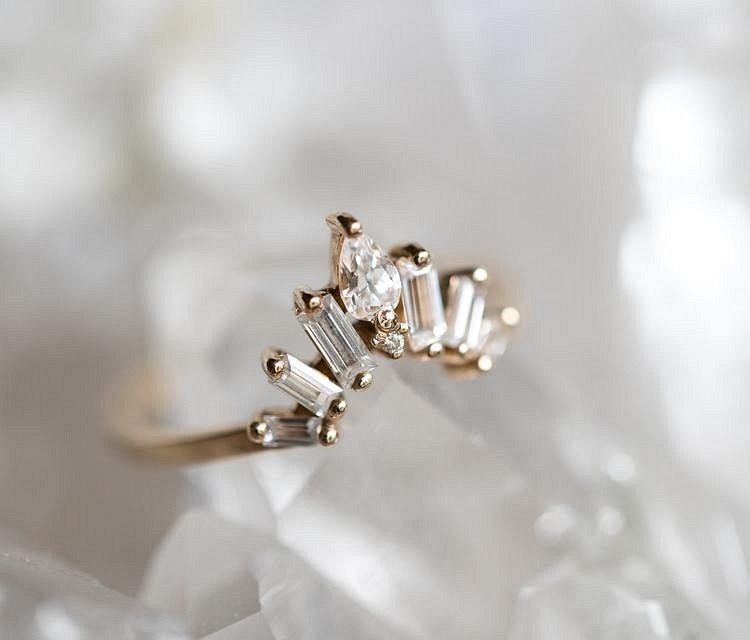 MEADOWLARK ENGAGEMENT RING