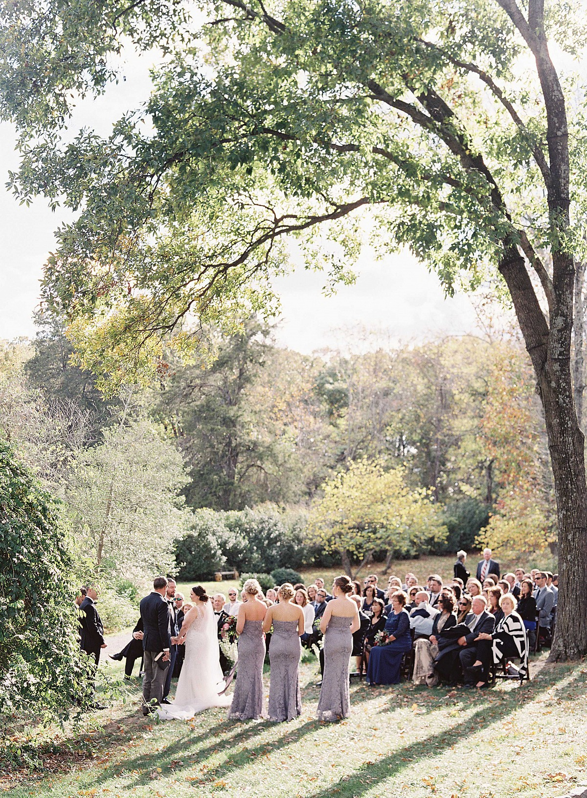 Andrea and Matthew's Burgundy Wedding