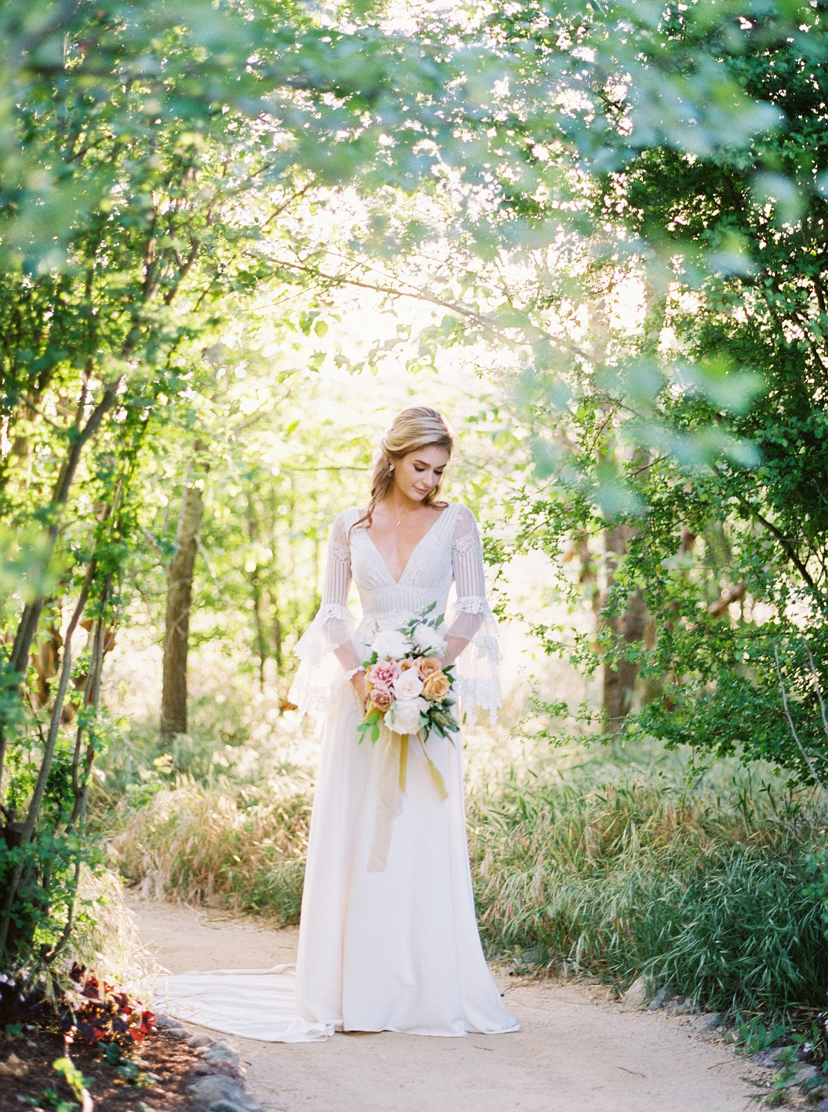 Late Summer Wedding Inspiration at Kestrel Park