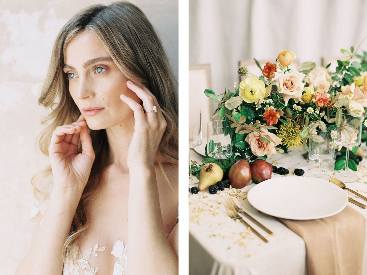 Keeper of the Bees - Wedding Inspiration