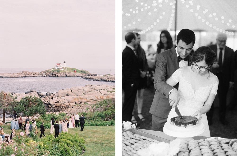 Michael and Carina | Maine wedding