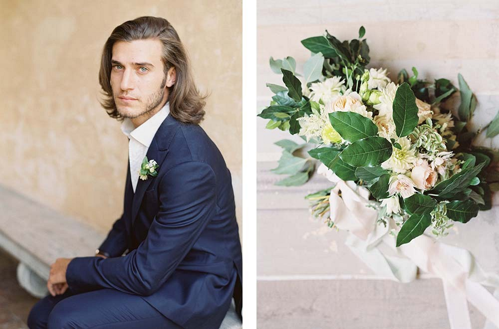 Michael and Carina Photography | destination wedding in italy | fine art wedding