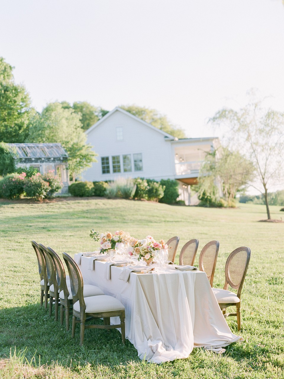 mint springs farm wedding venue - lost coast photography