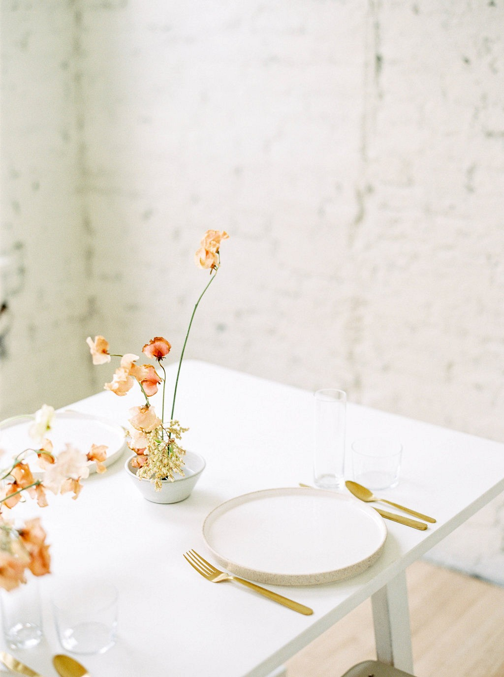 Part 2: Rehearsal Dinner Inspiration With Pops of Coral