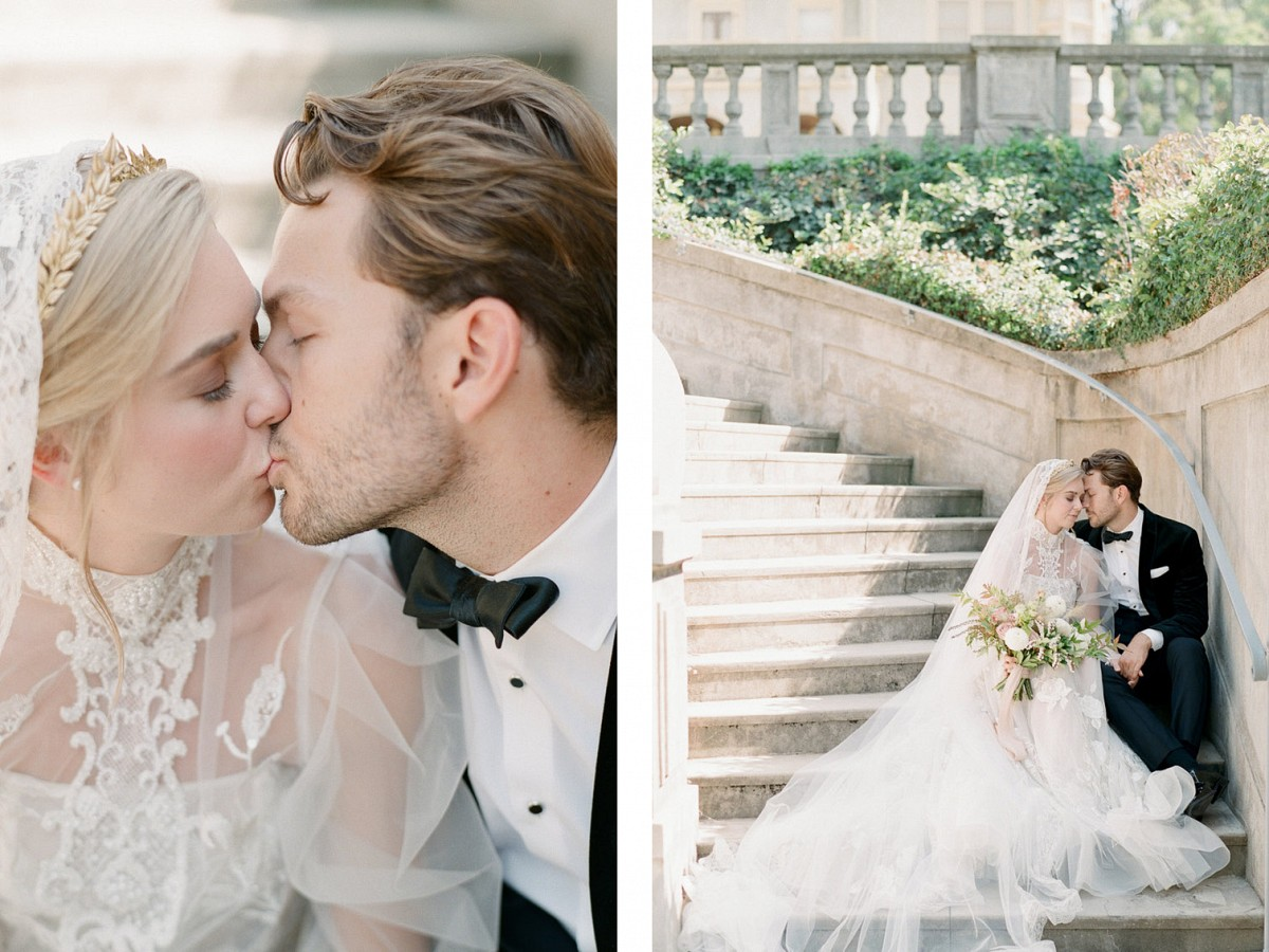 A VICTORIAN-INSPIRED LOVE STORY IN SOUTHERN CALIFORNIA
