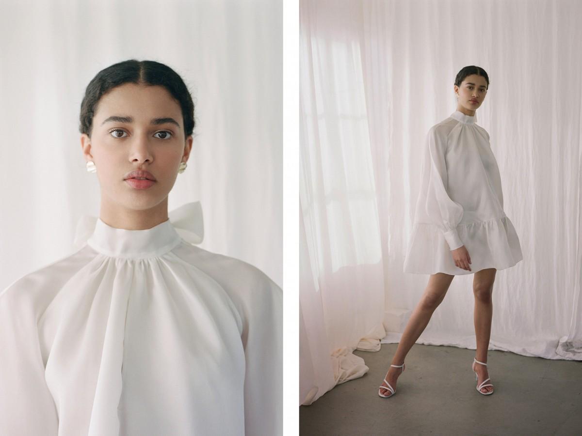 A Modern Romance - Contemporary Bridal Fashion