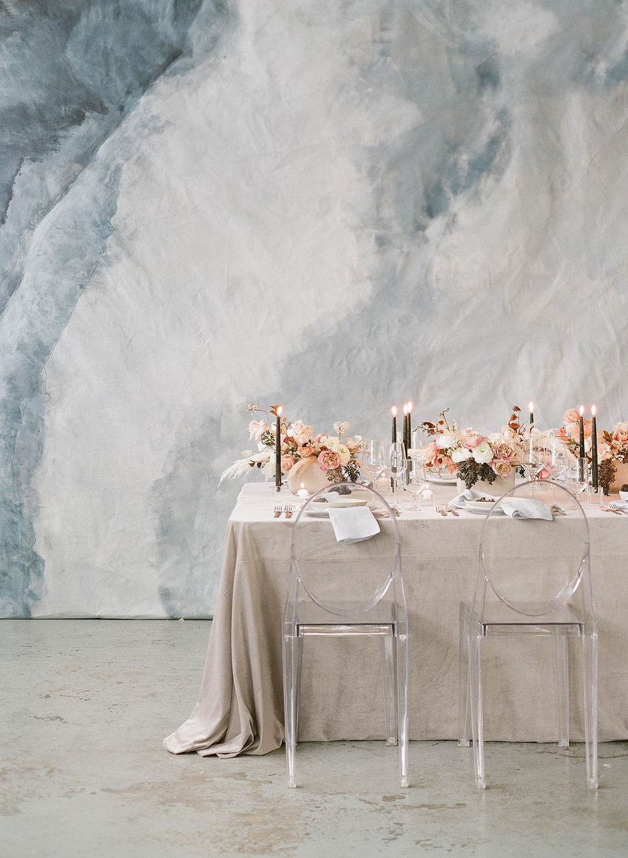 Winter Wedding Ideas with Carol Hannah Bridal gowns