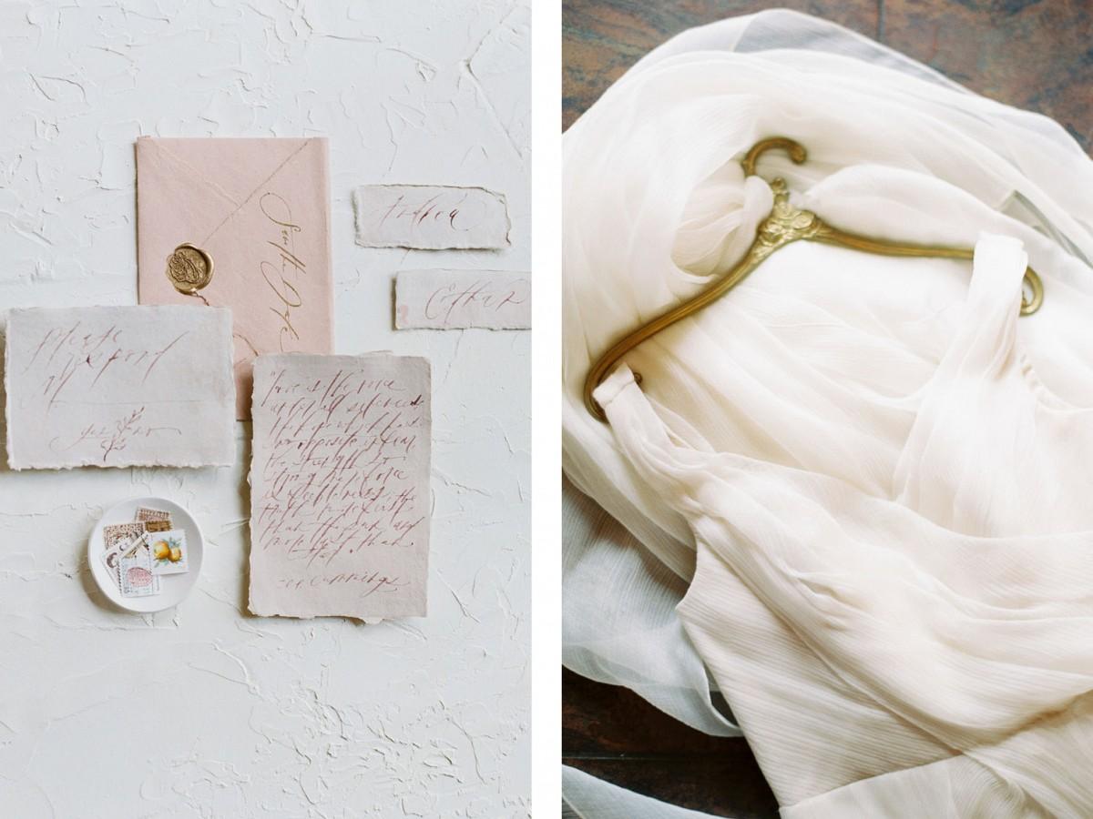 Ivory and Gold Montana Wedding Ideas