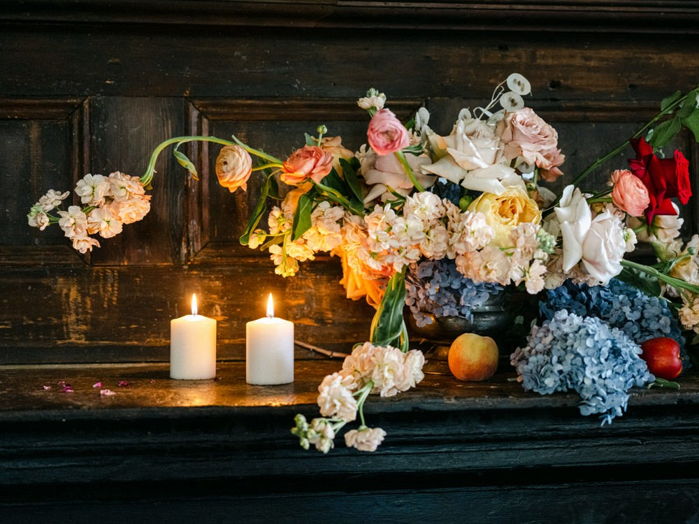 Dutch Masters Style Wedding Ideas