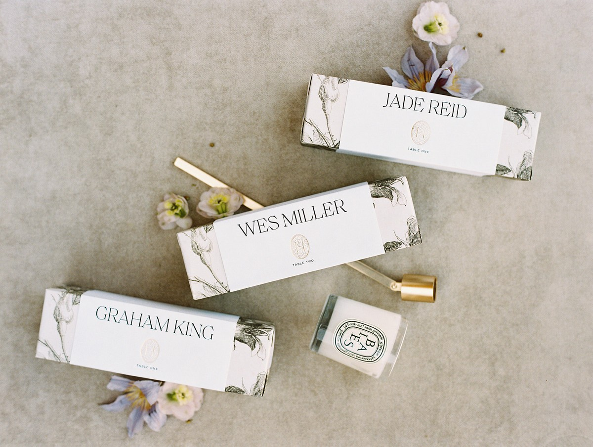 This Intimate Wedding Shows Sentiment and Intention