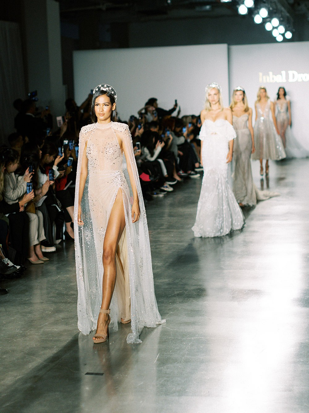 BRIDAL FASHION WEEK 2020 - Claire Pettibone, Costarellos AND Inbal Dror