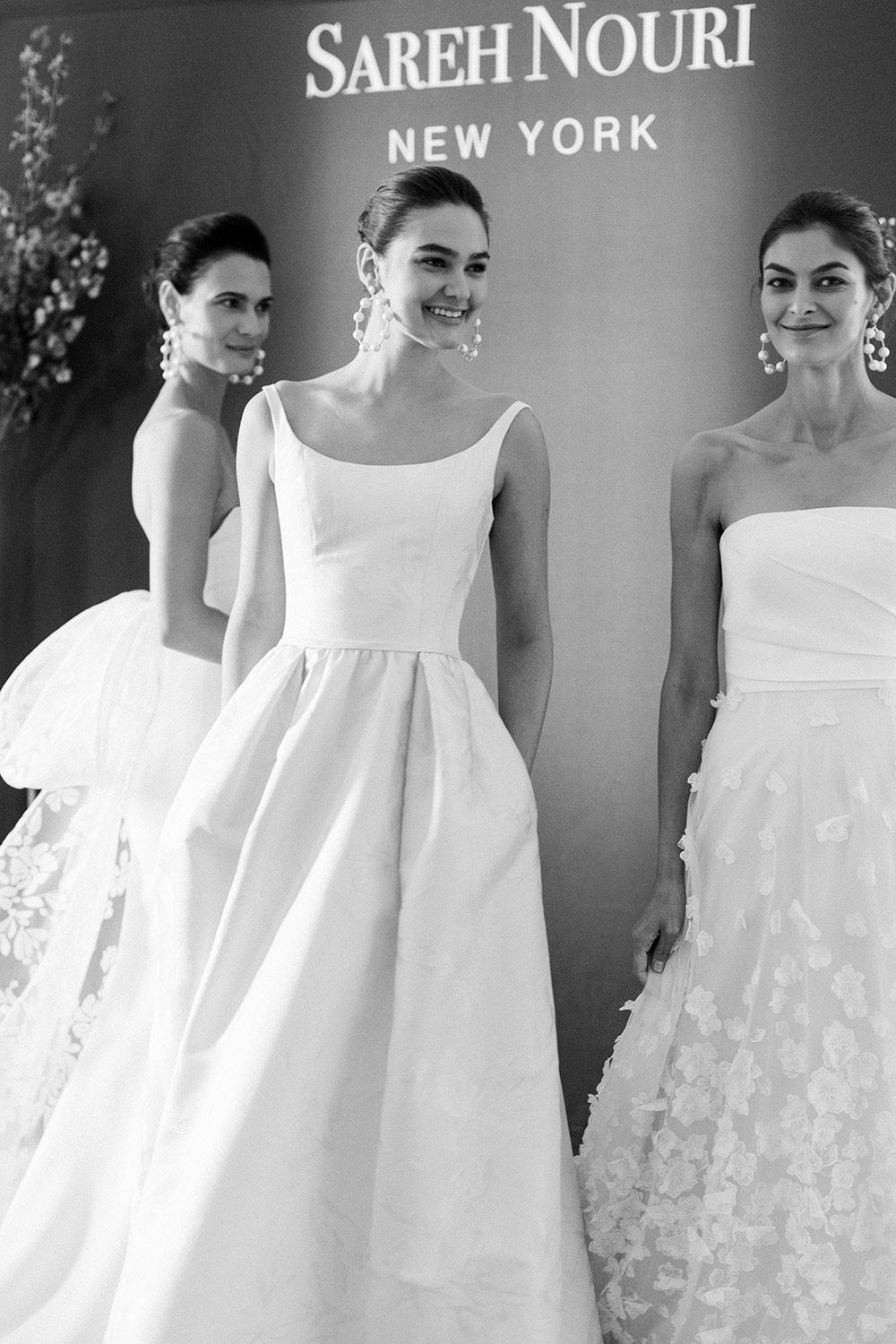 BRIDAL FASHION WEEK 2020 - Rime Arodaky, Rivini and Sareh Nouri