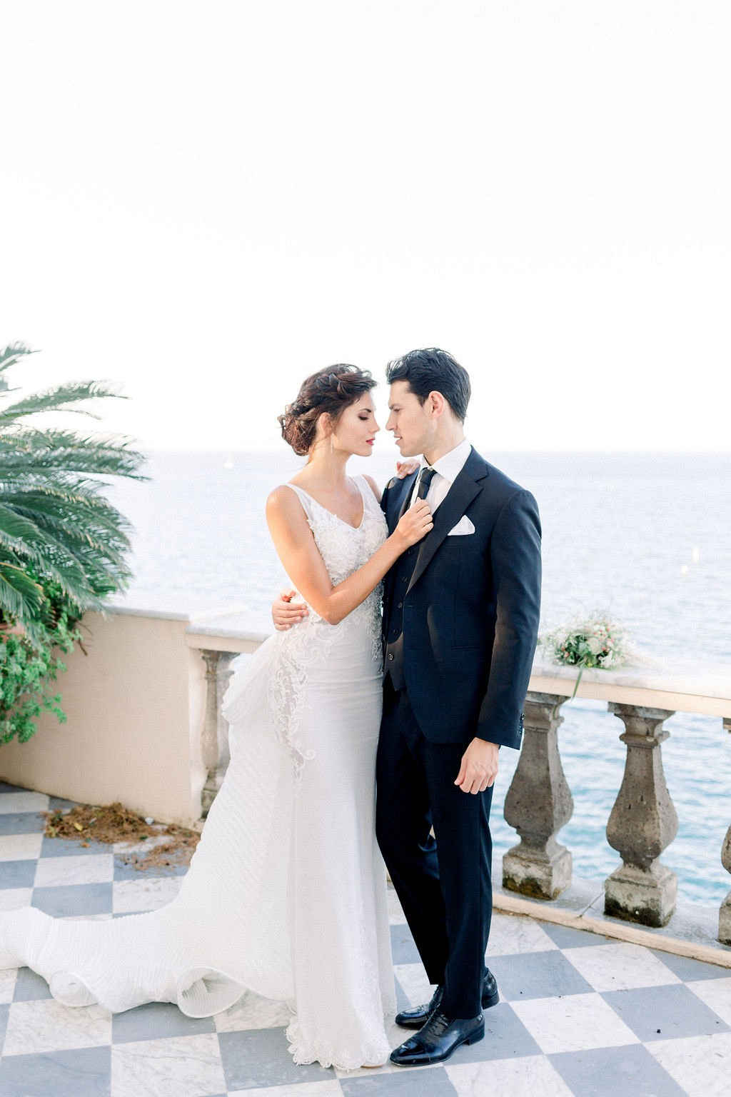 The Amalfi Coast is Definitely The Most Romantic Place to Get Married