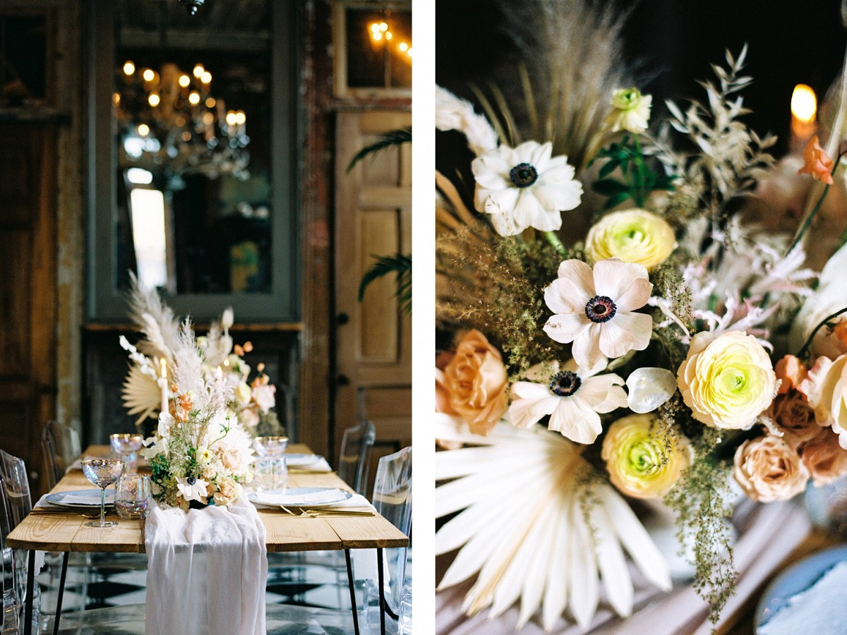 The Crumbling Walls Luxury Wedding Venue You Need To See!