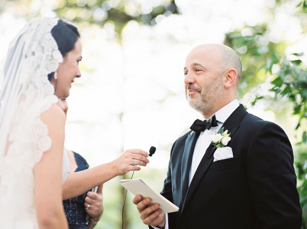 Elegant Black Tie Wedding in Austin, Texas